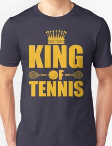 King of Tennis T-Shirt