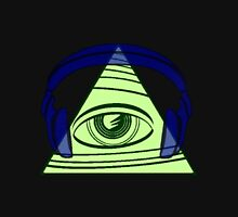 hipster illuminati confirmed? Unisex T-Shirt