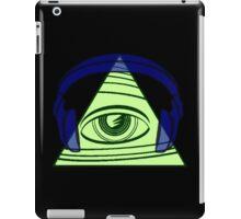 hipster illuminati confirmed? iPad Case/Skin