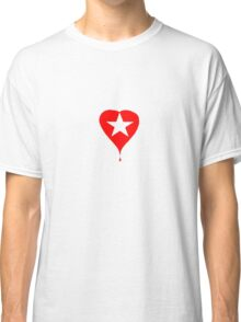 center heart Classic T-Shirt