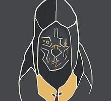Dishonored - Corvo Attano by amyrice
