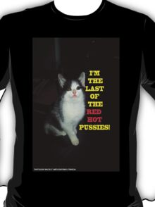 Sophia The Cat #2 [Tex's Owner] T-Shirt