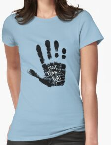 Not Penny's Boat Womens Fitted T-Shirt