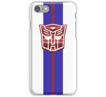Autobot Jazz iPhone Case/Skin