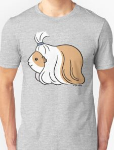 Guinea-pig Tail - long haired cavy T-Shirt