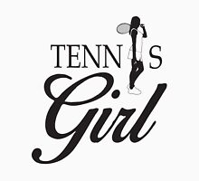 Tennis Girl Tank Top