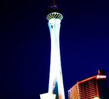 Up to the stratosphere by fabricedeloor
