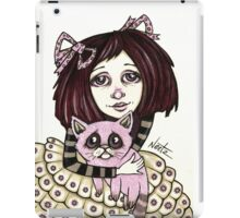 Sugar Floss iPad Case/Skin