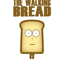 The Walking Bread by GuyKitchener