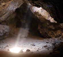 Desert Cave by Andrew Benton