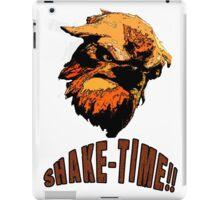 Shake-Time iPad Case/Skin