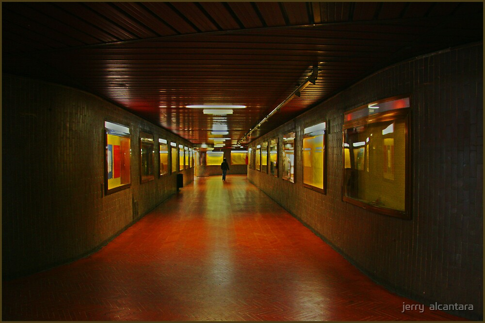 Underground by jerry  alcantara