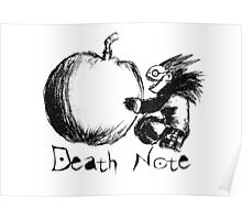 Death Note - Ryuk Poster