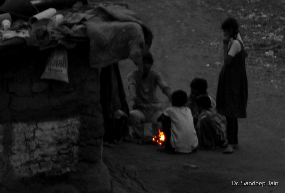 Slum by Dr. Sandeep Jain