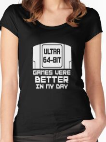 Gaming Women's Fitted Scoop T-Shirt