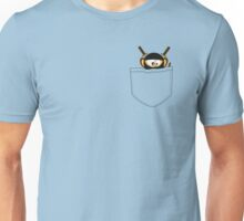 Naughty monkey! Unisex T-Shirt