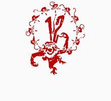 12 Monkeys - Terry Gilliam - Red on White Unisex T-Shirt