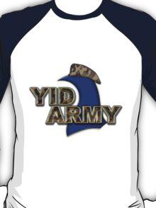 The Yid Army - Tottenham's Faithful Fans T-Shirt