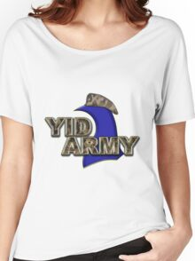 The Yid Army - Tottenham's Faithful Fans Women's Relaxed Fit T-Shirt
