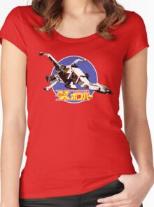 X-Bomber 2 Women's Fitted Scoop T-Shirt