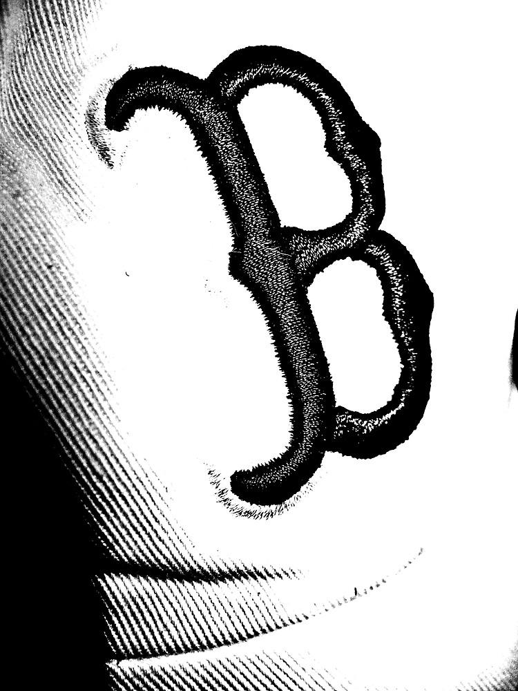 B by Tommy Seibold