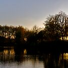 Sunset at Hamstead   by Lis29