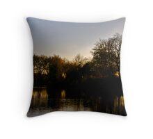 Sunset at Hamstead   Throw Pillow