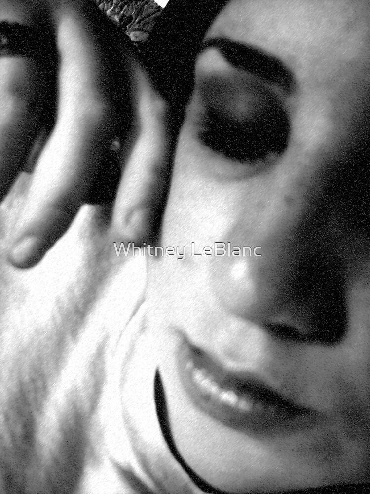 shadow tear by Whitney LeBlanc