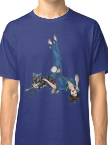K9 UNT and Pin-Up Classic T-Shirt