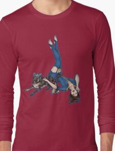 K9 UNT and Pin-Up Long Sleeve T-Shirt