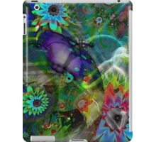 Eyes are Made to console, make drunk and seduce, iPad Case/Skin