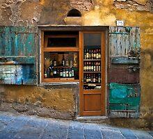 Tuscany wine shop by SpikeFlutie