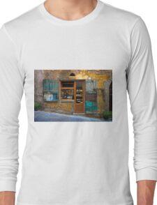Tuscany wine shop Long Sleeve T-Shirt