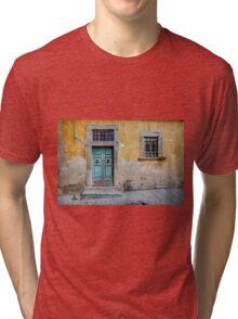 Tuscany door Tri-blend T-Shirt