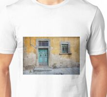 Tuscany door Unisex T-Shirt