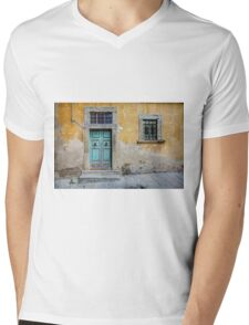 Tuscany door Mens V-Neck T-Shirt