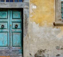 Tuscany door Sticker