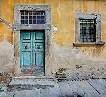 Tuscany door by SpikeFlutie