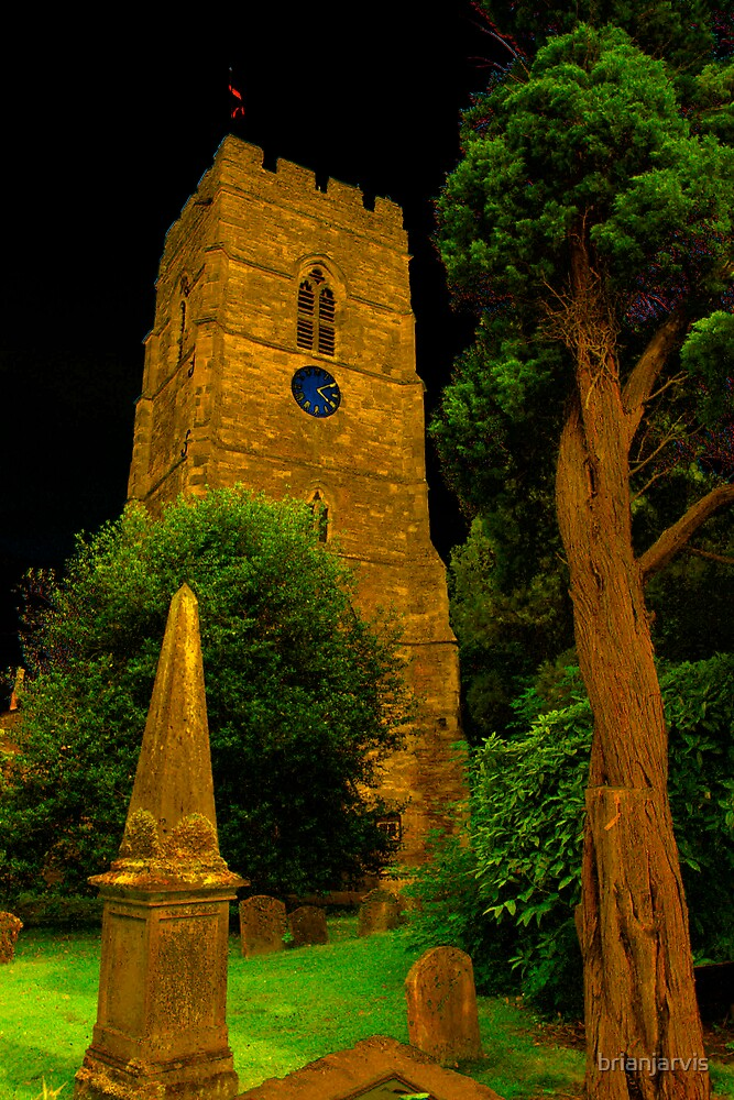 Cosgrove Church. by brianjarvis