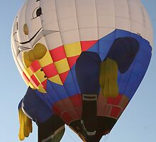Humpty Dumpty Balloon by lilkarl