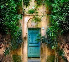 Tuscany doorway by SpikeFlutie