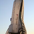 Space Shuttle Balloon by lilkarl