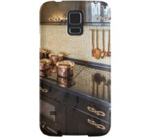 Interior of modern luxury kitchen Samsung Galaxy Case/Skin