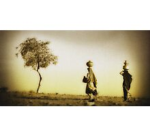 The Water Carriers Photographic Print