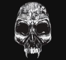 Evil Skull by Ralph Kühl