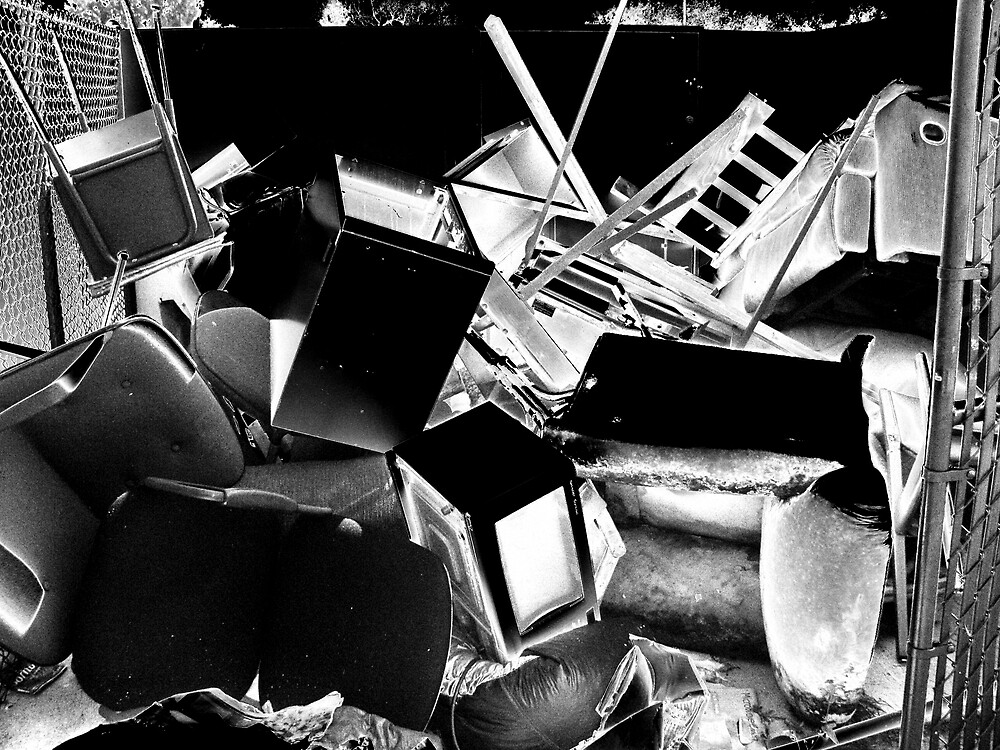 Pile of Junk by Jared Thomas