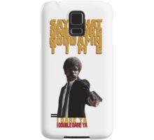 I Dare Ya Samsung Galaxy Case/Skin