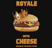 Royale with Cheese by jackallum