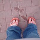 wet feet by batgirl757
