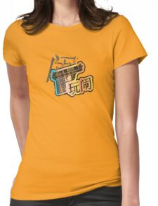 Troublemaker - Firefly (Jayne T-Shirt) Womens Fitted T-Shirt